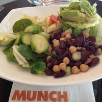 Photo taken at Munch Saladsmith by Alainlicious on 10/30/2012