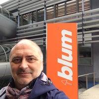 Photo taken at Julius Blum GmbH Werk 2 (Zentralwerk) by Peter on 11/21/2014