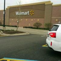 Photo taken at Walmart Supercenter by Dennis G. on 4/24/2017