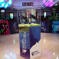 Photo taken at Bahrain Cinema Alseef by Wejdan on 10/18/2014