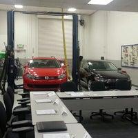 Photo taken at Audi VW Learning Center by Richard M. on 2/11/2013