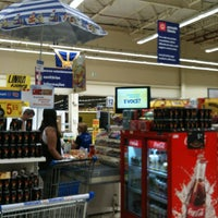 Photo taken at Walmart by Diogo G. on 2/3/2013