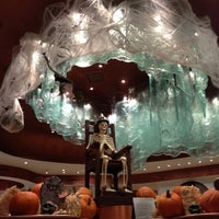 Photo taken at Jean Philippe Patisserie by Gina K. on 10/15/2012