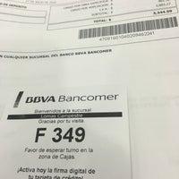 Photo taken at BBVA Bancomer by sd▲x ☠ on 5/20/2016