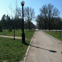 """Снимок сделан в Парк """"Победа"""" пользователем Милена . 4/2/2013"""