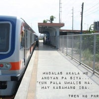 Photo taken at PNR (PUP/Sta. Mesa Station) by Sonny B. on 7/31/2014
