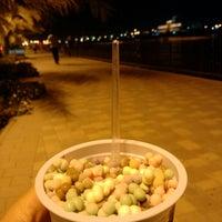 Photo taken at Corniche, Sharjah by Dyah O. on 8/5/2015
