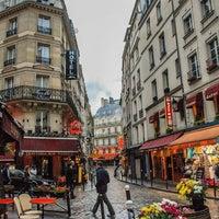 Photo taken at Rue de la Harpe by Carraol Y. on 10/2/2016