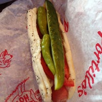 Photo taken at Portillo's by Lance on 6/6/2013