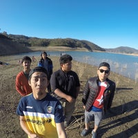 Photo taken at Lakeside Camping Ground by ikhwan a. on 4/24/2016