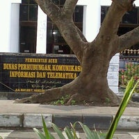 Photo taken at Dinas Perhubungan Komunikasi Informasi dan Telematika by fachri on 2/3/2014