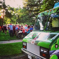 Photo taken at Fort Collins Food Truck Rally by Paul B. on 8/22/2013