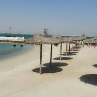 Photo taken at Al Dar Island by John on 9/14/2012