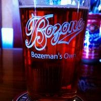 Photo taken at Bozeman Brewing Company by Megan H. on 9/29/2012