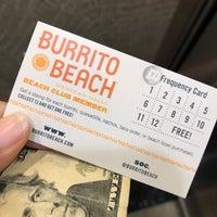 Photo prise au Burrito Beach par Sequoia N. le7/27/2018