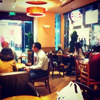 Photo taken at Costa Coffee (咖世家) by Yue Z. on 10/11/2012