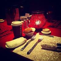 Photo taken at LA SEINE 塞纳河法国餐厅 by Yue Z. on 11/26/2012