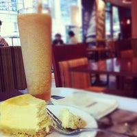 Photo taken at Costa Coffee (咖世家) by Yue Z. on 11/4/2012