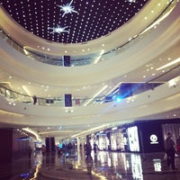 Photo taken at 银河国际购物中心 Galaxy Mall by Yue Z. on 11/9/2013