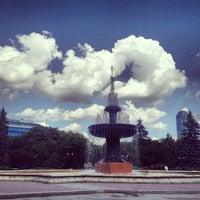 Снимок сделан в Дендрологический парк пользователем Sergey E. 7/24/2013