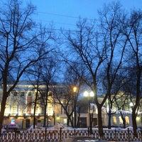 Снимок сделан в Никитский бульвар пользователем Vladi D. 3/3/2013