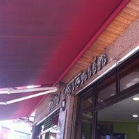 Photo taken at Café Valentín by Sara on 4/13/2013