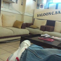 Photo taken at Saloon c`sa by Mert ÖZ® . on 8/31/2013