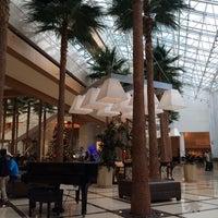 Photo taken at Westin Lobby by David on 11/29/2013