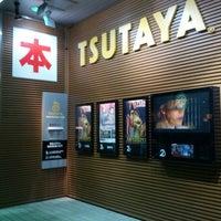 Photo taken at Tsutaya by kishidak on 11/4/2012