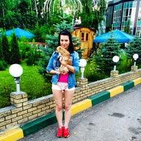 7/6/2014 tarihinde Veronika S.ziyaretçi tarafından Березовая роща'de çekilen fotoğraf