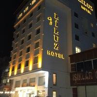 2/6/2013 tarihinde Sbnmziyaretçi tarafından Liluz Hotel'de çekilen fotoğraf