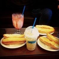 Photo taken at Fran's Café by Allyc P. on 10/21/2012