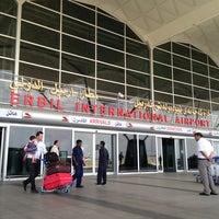 5/17/2013 tarihinde Aykut U.ziyaretçi tarafından Erbil Uluslararası Havalimanı (EBL)'de çekilen fotoğraf