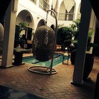 Foto tomada en Riad Utopia por Valentina el 4/6/2014