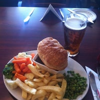 Photo taken at The Ashvale Fish and Chips by Katherine B. on 9/2/2014