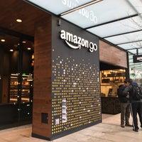 Photo taken at Amazon Go by Martin O. on 12/27/2016