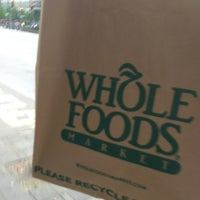 Photo taken at Whole Foods Market by Bobby A. on 5/27/2013