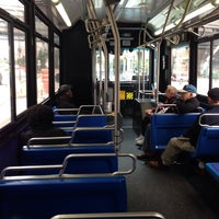 Photo taken at MTA Bus - Harrison St & Hudson St (M20) by Bobby A. on 10/19/2013