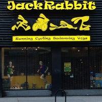 Photo taken at JackRabbit Sports by Bobby A. on 3/30/2013