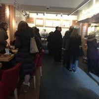 Photo taken at Pret A Manger by Bobby A. on 1/17/2013