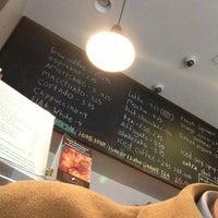 Снимок сделан в Lucid Cafe пользователем Bobby A. 3/11/2013