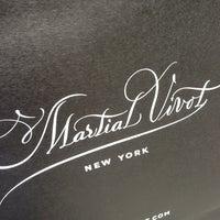 Das Foto wurde bei Martial Vivot Salon Pour Hommes von Bobby A. am 9/16/2013 aufgenommen