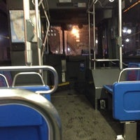 Photo taken at MTA Bus - Harrison St & Hudson St (M20) by Bobby A. on 2/9/2014