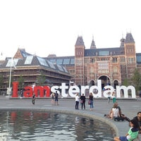Photo taken at I amsterdam by Alp G. on 7/7/2013