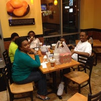 Photo taken at Golden Chick by Rev on 3/9/2014