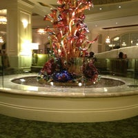 Photo taken at Cascades Lobby by Rev on 1/19/2013