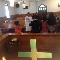 Photo taken at Ninevah UMC by Rev on 7/14/2013