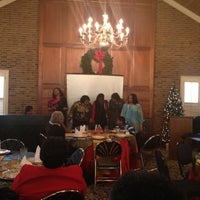 Photo taken at Jamestown Town Hall by Rev on 12/16/2012