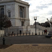Photo taken at Russell Senate Building by Rev on 12/4/2012