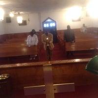 Photo taken at Ninevah UMC by Rev on 12/8/2013